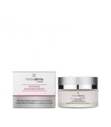 crema-facial-nutritiva-antienvejecimiento MEDIDERMA