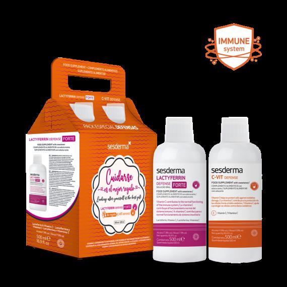 pack defensas Vitamina C sesderma corpocare