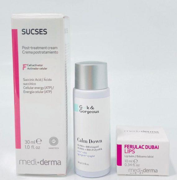 Tratamiento intensivo noche piel sensible corpocare